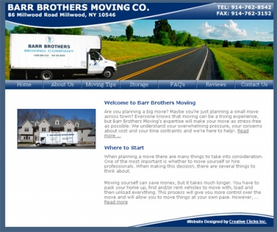 Barr Brothers Moving