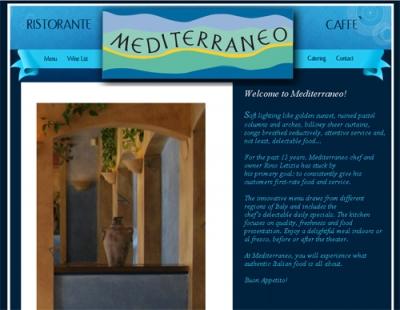 Mediterraneo Ristorante & Caffe