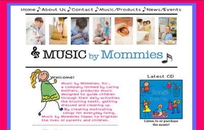 Music By Mommies