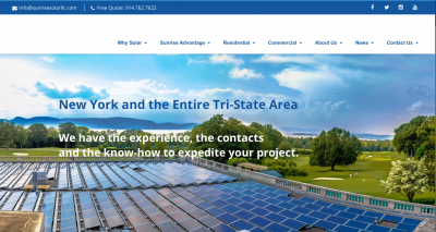 Sunrise Solar LLC